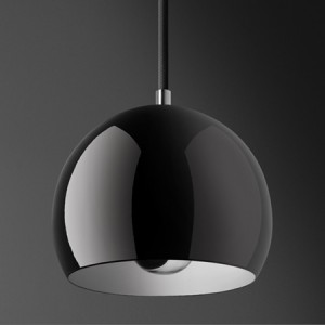 Glob Simple - metalowa lampa wisząca AQForm